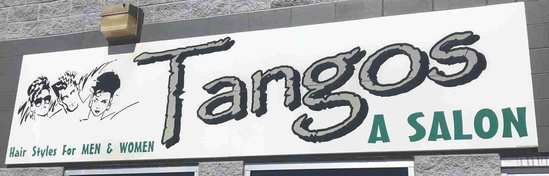 Tangos A Salon